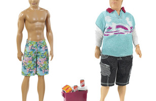 Barbie Got A New Look, Now Ken Gets A Dad Bod Makeover!