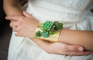 Nature Lovers Will Totally Love This Line Of Living Jewelry