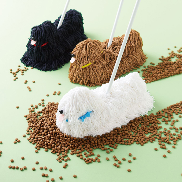 These Mops That Look Like Those Dogs That Look Like Mops