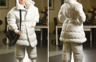The Suvet Is Basically A Cozy Suit Made Out Of A Duvet…