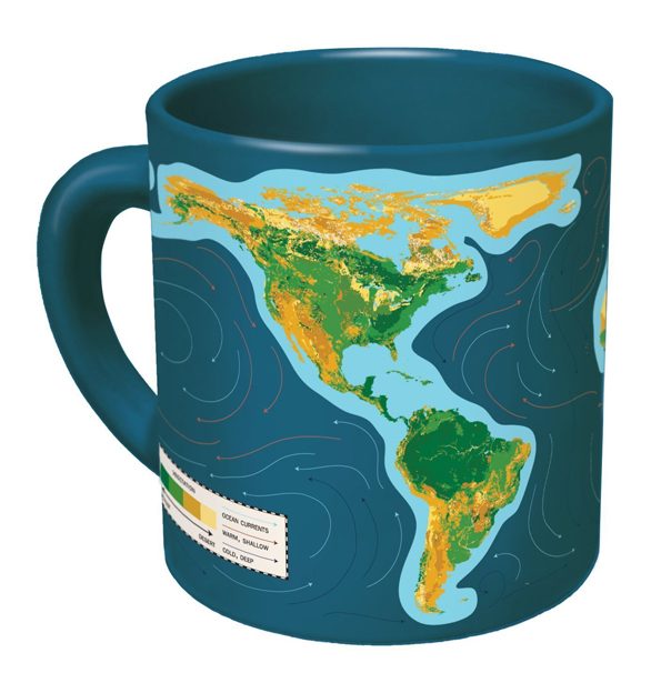 This Heat Activated Global Warming Mug Is Depressing