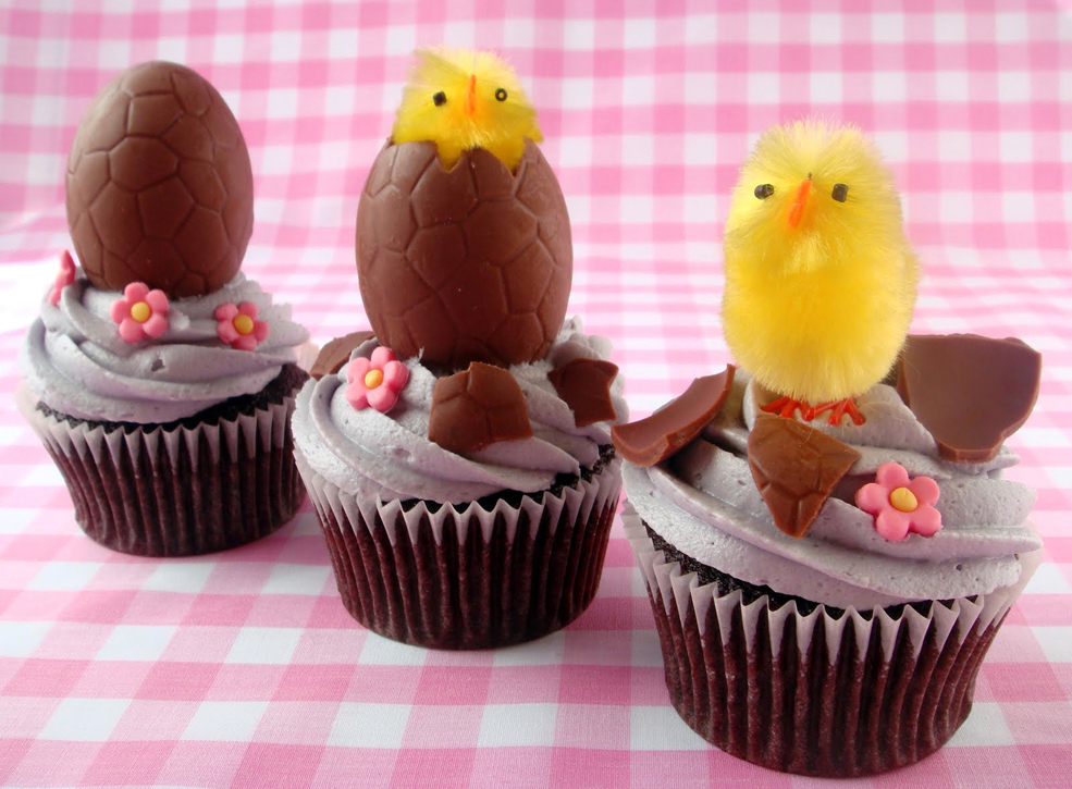 22 Of The Most Adorable Easter Cupcakes Of All Time!