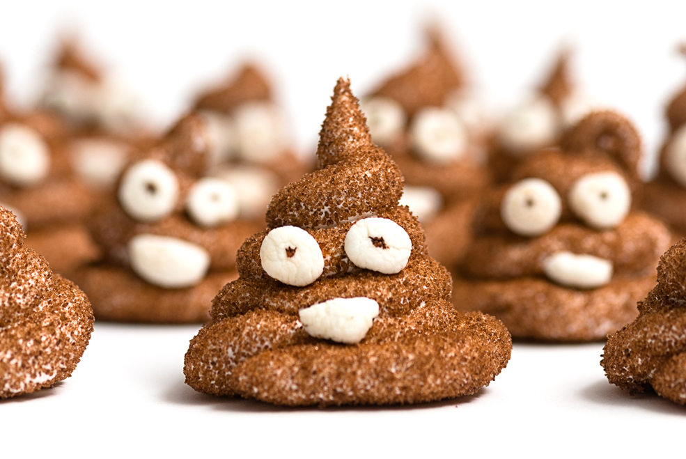 A Recipe On How To Make Poop Peeps, Because Why Not?