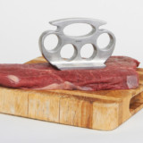 Brass Knuckles Meat Tenderizer