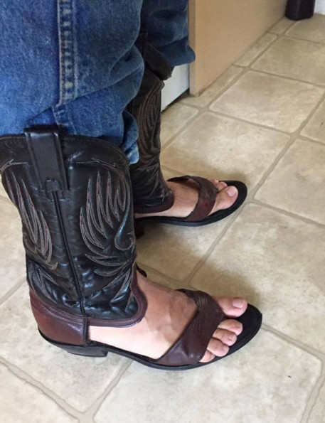 6166cbfaba7a Are Cowboy Boot Sandals The Latest Trend For Summer?