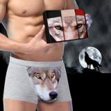 Wolf Boxer Briefs