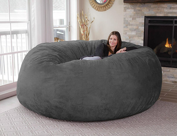 This Giant Bean Bag Is Where I Want To Live The Rest Of My