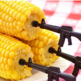 Gun Corn Holders