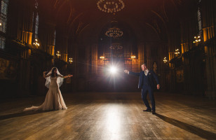 You Have GOT To See This Fantastic Harry Potter Wedding