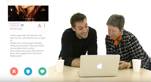 One Guy Let His Mom Take Over His Tinder And It's Amazing