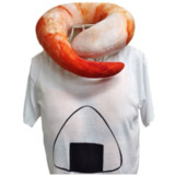 Shrimp Neck Pillow