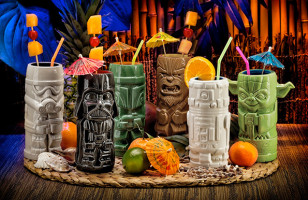 These Are The Star Wars Tiki Glasses You're Looking For