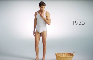 See 100 Years Of Men's Underwear In Just 3 Minutes