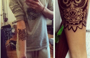 Design Your Own Temp Tat With This DIY Temporary Tattoo Kit