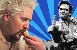 This Guy Fieri/Johnny Cash Mash-Up Video Is All Kinds Of WTF