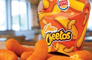BK's Mac N Cheetos Mozzarella Sticks Are Everything