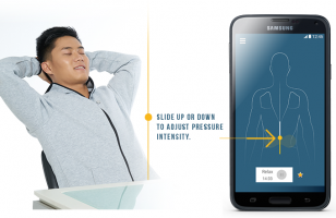 The World's First Massaging Hoodie Will Ease Your Back Pain