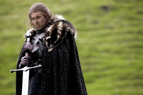 Nicolas Cage As Every Character From Game Of Thrones