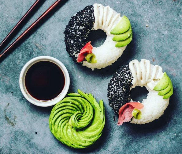 Sushi Donuts: A (Delicious) Thing That Exists IRL