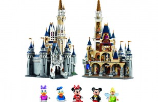 The Disney LEGO Set Is Perfect For Disney Fans And LEGO Lovers
