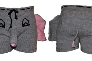 Here's Your Chance To Win These Hilarious Elephant Boxers