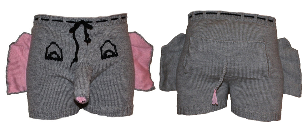 I Own A Pair Of Elephant Boxers And Now You Can Too!