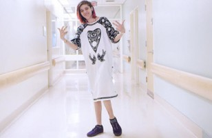 Designers Created Fashionable Hospital Gowns For Sick Kids