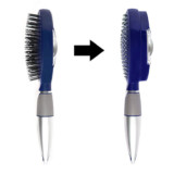 Self-Cleaning Brush