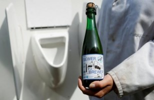 This Solar Powered Device Turns Urine Into Beer!!!!!