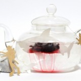 Shark Tea Bag