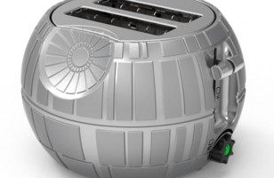 You're Right — That's No Moon, It's A Death Star Toaster