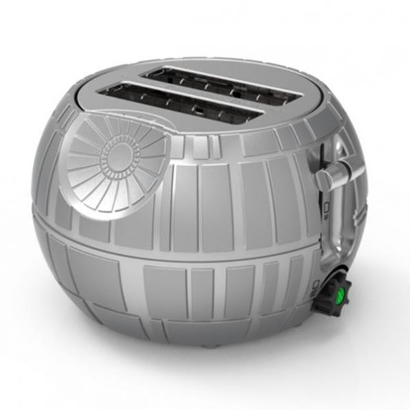 You're Right -- That's No Moon, It's A Death Star Toaster