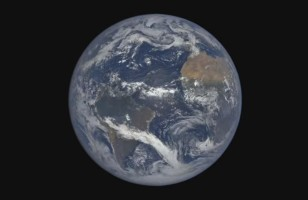 Whoa, A Timelapse Of Earth From A Million Miles Away