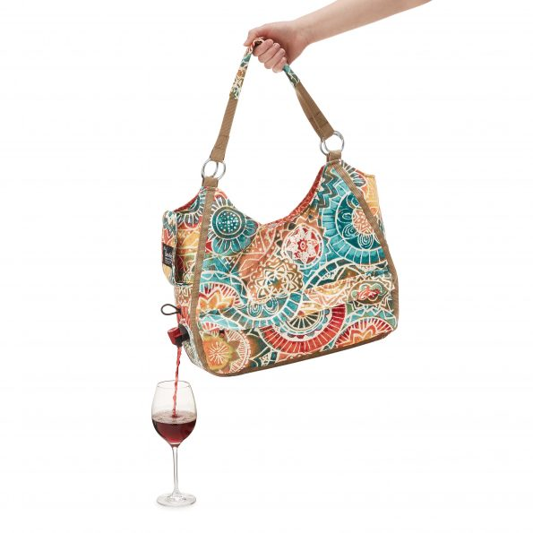 Wino Fashionistas Will love This Wine Dispensing Handbag