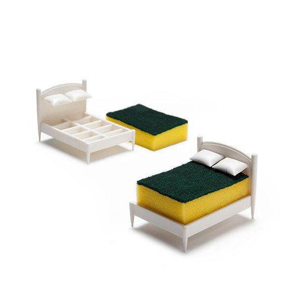 This Bed Sponge Holder Is The Cutest Sponge Holder