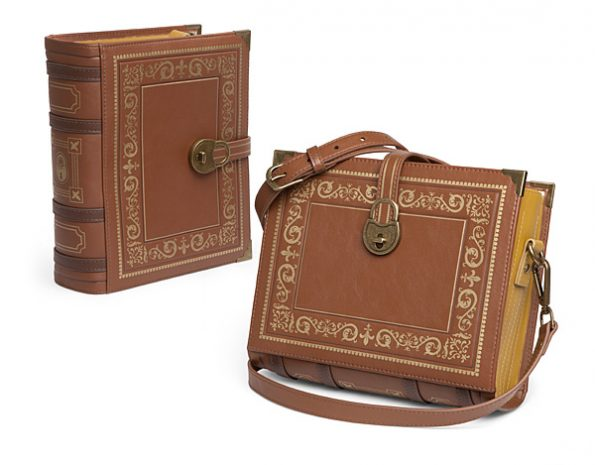 Book Worm Fashionistas Will Love This Cute Book Purse!