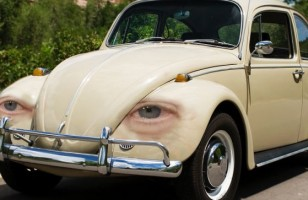 Cars With Steve Buscemi Eyes Is Almost Too Much Internet