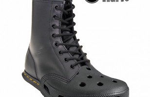 Croc Martens Are Crocs And Doc Martens And It Is NOT Okay