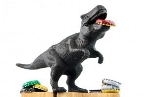 The Dinosaur Bottle Opener You've Always Dreamed Of