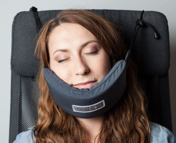 A Head Hammock, Because All Body Parts Need A Hammock