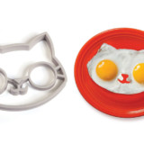 Kitty Egg Mold