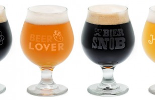 GIVEAWAY: A Set Of Four Personality Craft Beer Glasses