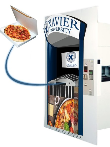 Stop Everything!!!!! The US Just Got Its First Pizza ATM