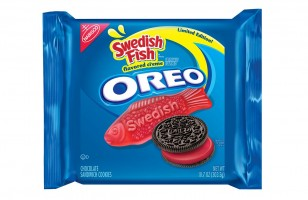 Apparently Swedish Fish Oreos Exist IRL & More Incredible Links