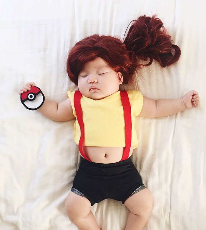Baby Cosplay Is The Cutest Cosplay As Evidenced By These ...
