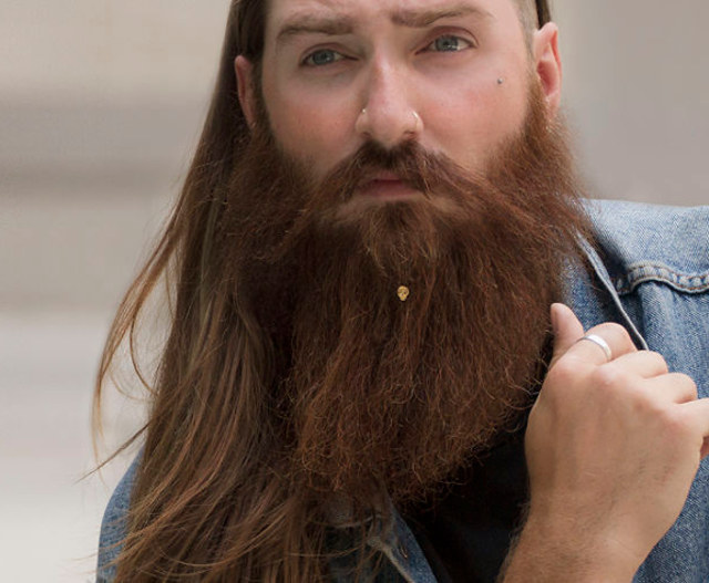 So, Unfortunately Beard Jewelry Is A Thing That Exists Now...