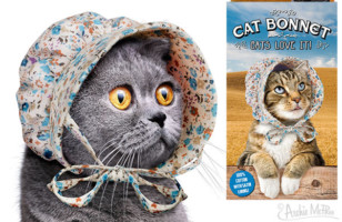 Wow, Everyone — The Cat Bonnet Is A Thing That Exists
