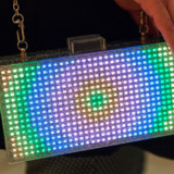 Customizable LED Clutch