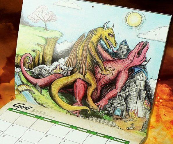 Секс дракон с драгоном