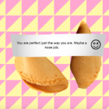 Horrible Fortune Cookies